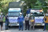 Pusri kirim bantuan oksigen 1.019 tabung ke rumah sakit di Lampung