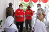 Kota Semarang peroleh bantuan laboratorium bergerak dan vaksin dari BIN