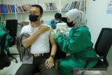 Sektor jasa keuangan di Sultra ikut vaksinasi dukung pemulihan ekonomi