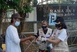 FK UI : Gunakan masker saat bertemu orang tua