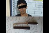 Residivis curanmor di Lombok Tengah ini harus berlebaran Idul Adha di sel
