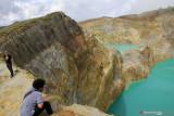 BTNK perpanjang penutupan sementara kawasan wisata Danau Kelimutu