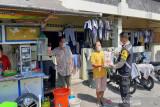 Polresta Surakarta salurkan beras 5,5 ton bagi warga terdampak PPKM