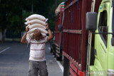 Bantuan beras PPKM  untuk warga di Sulteng mulai disalurkan