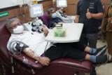 Donor darah atasi COVID-19 di Riau