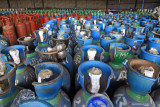 Polisi periksa pemilik gudang  terkait penimbunan  oksigen