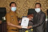 Wali Kota beri pendapat akhir Ranperda pengelolaan barang milik daerah