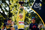 Pogacar menjuarai Tour de France dua kali secara beruntun