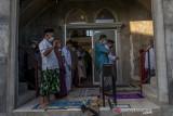 Shalat Idul Adha di Masjid Palu