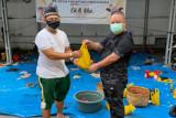 Pandemi COVID-19 tak halangi berbuat baik di hari Idul Adha