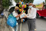 YBM PLN Sumbar salurkan paket Sembako untuk masyarakat kurang mampu