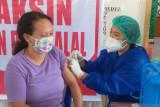 724.875 warga Sulawesi Utara divaksin COVID-19 dosis pertama