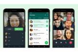 Fitur baru WhatsApp joinable call untuk panggilan grup