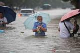 Korban tewas banjir Zhengzhou jadi 25, tujuh lainnya hilang