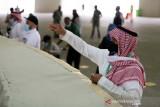 Arab Saudi mulai terima jamaah  umrah LN yang sudah divaksin