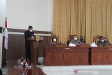 DPRD Gunung Mas sampaikan rekomendasi terhadap LKPJ 2020
