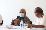 Gubernur Papua minta kebut vaksinasi COVID-19 guna wujudkan kekebalan kelompok