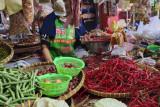 Harga pangan di Bandarlampung cenderung stabil  pada PPKM Darurat