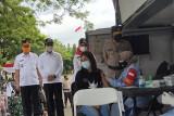 Kapolda Lampung luncurkan vaksinasi keliling guna mudahkan masyarakyat dapat vaksin