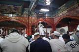 Ada yang beda saat shalat Idul Adha di Niujie, China