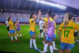 Sepakbola Olimpiade : Tim putri Brazil cukur China 5-0