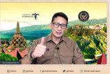 Sandiaga Uno apresiasi pelaku usaha kreatif  buat video