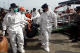 Tim SAR Gabungan kembali evakuasi dua jenazah korban kapal tenggelam