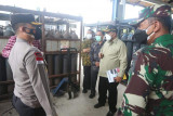 Bupati  tinjau stok oksigen  antisipasi kelangkaan di Karimun