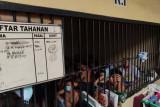 Jumlah tahanan Polrestabes Semarang lebihi kapasitas selama pandemi