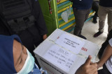 Sumsel kehabisan stok vaksin, vaksinasi dihentikan sementara