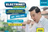 'Electrinet Lifestyle', layanan internet sekaligus listrik semakin andal