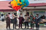 200 warga Mura ikuti vaksinasi di Hari Bhakti Adhyaksa