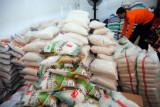 Bulog salurkan 3.318 ton bantuan beras PPKM untuk warga DIY
