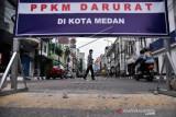 PPKM Di Medan Diperpanjang