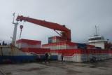 Muatan tol laut Pelabuhan Depapre Jayapura meningkat meskipun pandemi