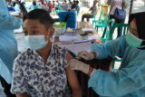 Disdik: Potensi sasaran vaksinasi anak SMP di Kota Mataram 18.651 orang