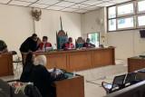 Penyelundup 66.937 benih lobster asal Lampung divonis satu  tahun delapan bulan penjara