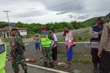 Satgas Pamtas RI-Timor Leste perketat pengawasan pelaksanaan PPKM di perbatasan