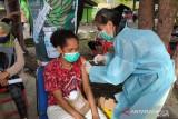 Kodim 1702 Jayawijaya dukung percepatan vaksinasi COVID-19