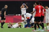 Spanyol vs Mesir imbang 0-0