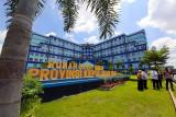 Rumah sakit di Tanjungpinang  dipenuhi pasien COVID-19