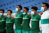 Sejumlah atlet muslim Olimpiade merayakan Idul Adha di Tokyo