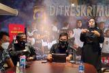 Polisi tetapkan empat pengusaha tersangka pelanggar prokes di Padang
