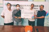 PLN membantu pengembangan budi daya rumput laut di Sumbawa Barat