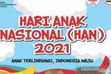 Yogyakarta gelar berbagai lomba memperingati Hari Anak Nasional
