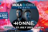 Obati kerinduan fans Indonesia, HONNE bawakan lagu-lagu baru