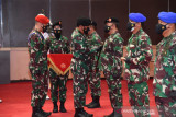 Laksda TNI Nazali resmi menjabat Komandan Puspom TNI