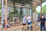 Mesin krematorium di TPU Tegal Alur dioperasikan mulai Sabtu