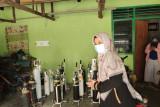 Pemkot Bandarlampung bahas ketersediaan oksigen dengan tujuh distributor