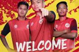 Dua pemain muda Semen Padang dibajak PSPS Riau